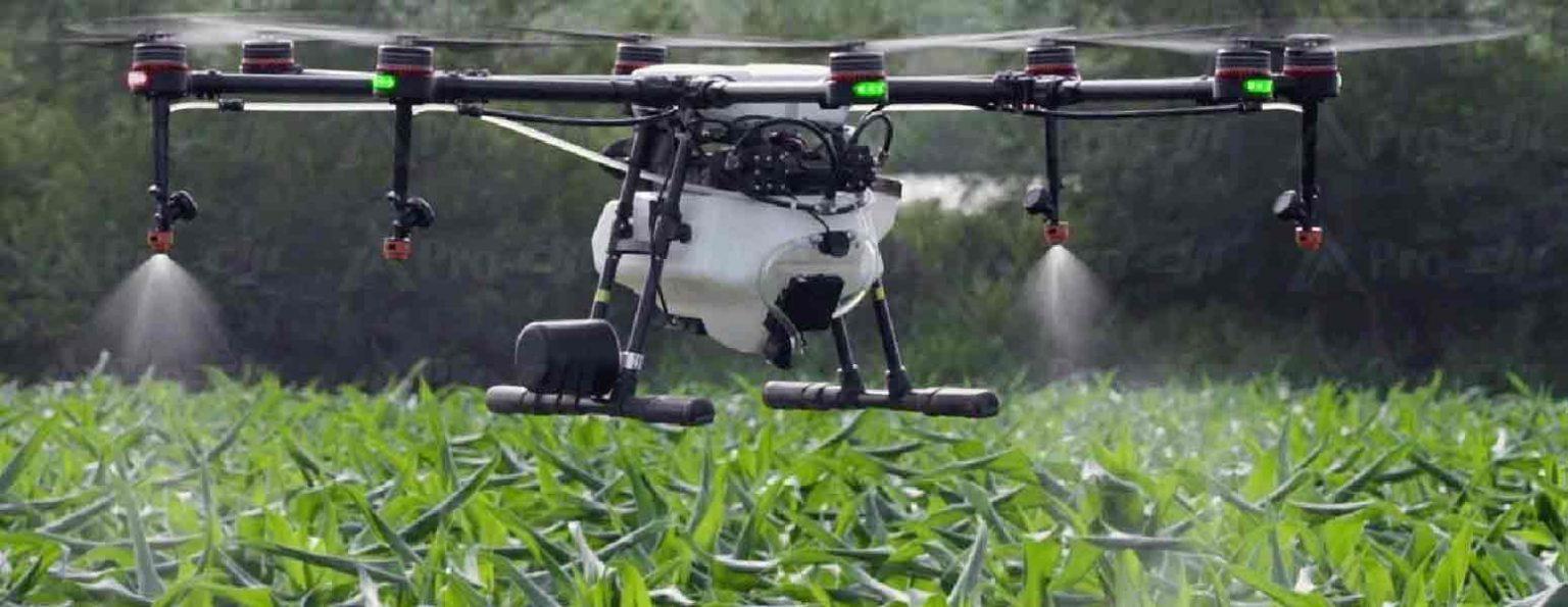 اهمیت پهپاد در کشاورزی
